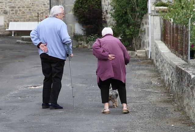 Las rentas de los pensionitas se nutren de las aportaciones de los cotizantes a la Seguridad Social.