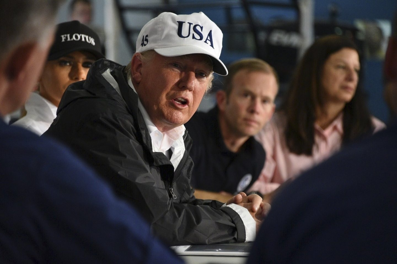"""Donald Trump se ha referido este miércoles a la tensión con Corea del Norte: """"¡Hablar no es la respuesta!"""""""
