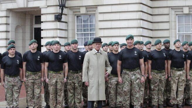 El último acto del duque de Edimburgo.