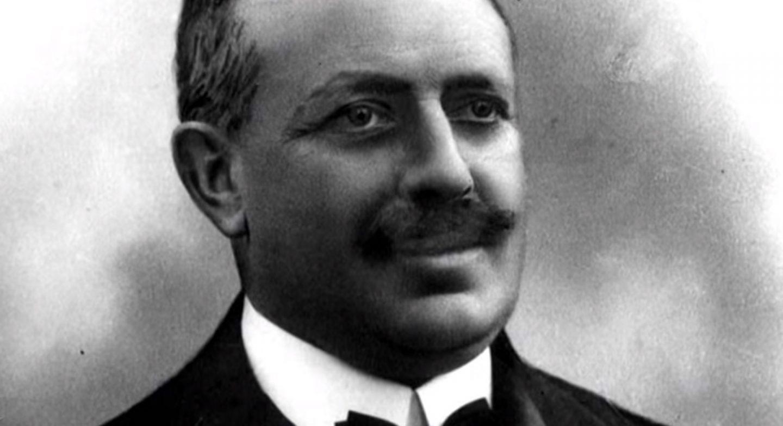 Horacio Echevarrieta, el magnate bilbaíno que fue una estrella a principios del siglo XX.