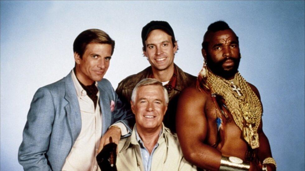 El equipo A de 1983