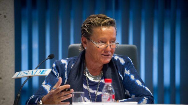 María José Álvarez, accionista mayoritaria del Grupo Eulen, en 2013.