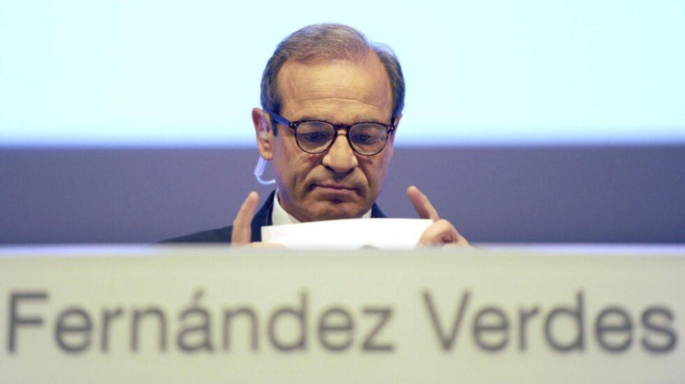 Marcelino Fernández Verdes, consejero delegado de ACS.