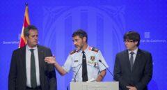 El independentismo afirma que la absolución de Trapero desmonta la condena a los líderes del 1-O
