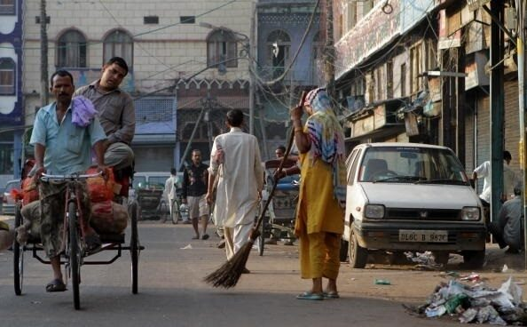 Imagen de archivo de India.