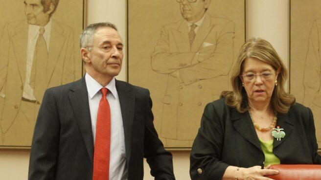 Julio Segura era el presidente de la CNMV cuando la CNMV compró su actual sede.