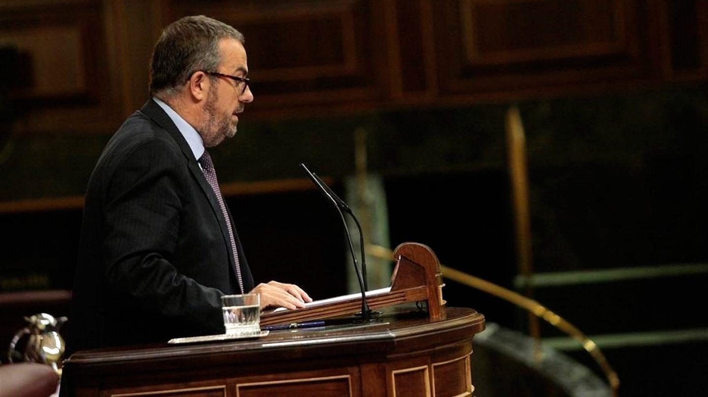 Martí Barberà, director general de Atención a la Familia y Comunidad Educativa de la Conselleria de Enseñanza de Cataluña.