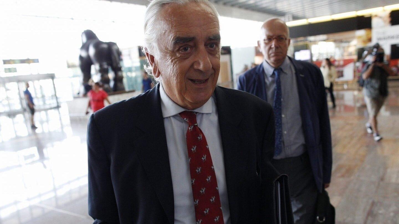 Marcos Peña, árbitro de conflicto laboral de Eulen en el aeropuerto de El Prat.