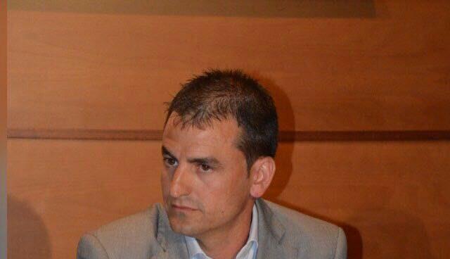 Juan Fernández, portavoz de la AUGC.