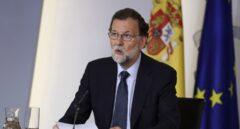 Rajoy lanza un mensaje conciliador pensando en la manifestación de Barcelona