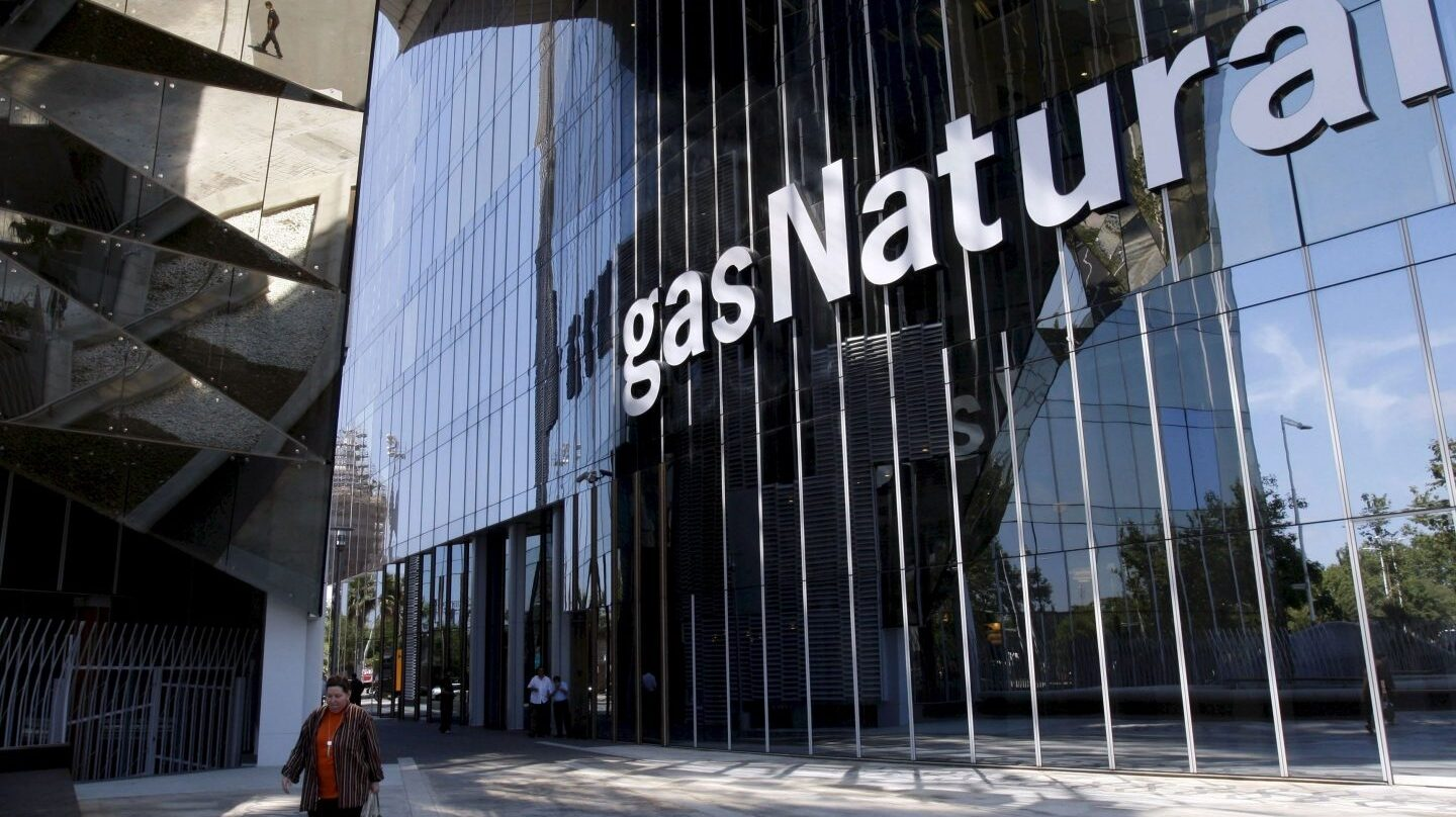 Sede de Gas Natural en Barcelona.