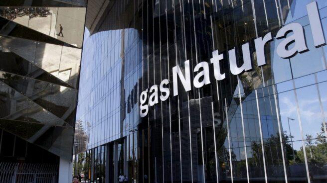 Sede de Gas Natural en Barcelona.