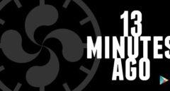 13 minutos como etarra, 13 minutos para ser víctima... en un videojuego