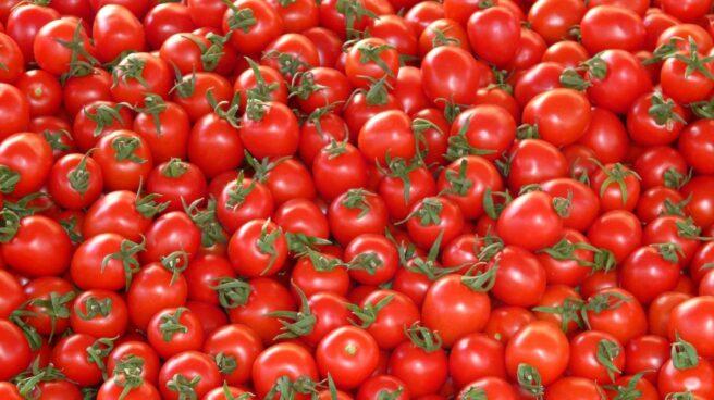 El tomate es rico en vitamina C
