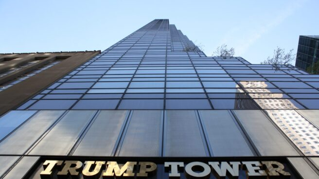 La torre Trump.