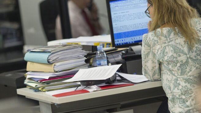 La crisis dispara el número de trabajadores que llevan al menos seis años en el mismo puesto.