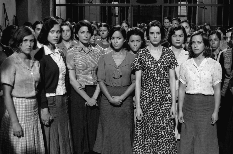 Fotografía de la película 'Las trece rosas'.