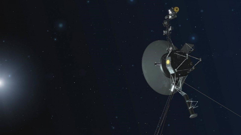 Las Voyager cumplen 40 años.