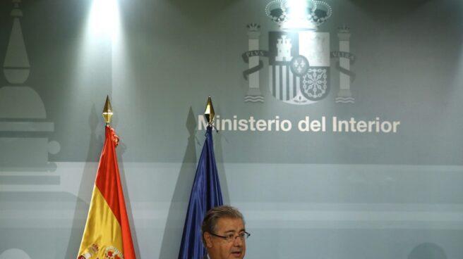 Juan Ignacio Zoido, ministro del Interior.
