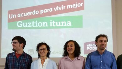 Podemos Euskadi se suma al 'Estado confederal' que reclama Urkullu