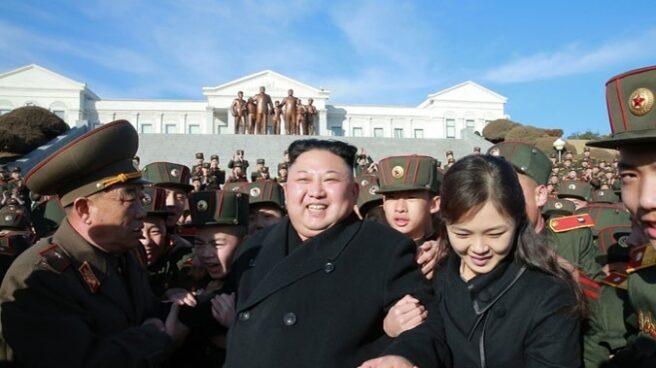 El líder de Corea del Norte, Kim Yong Un.