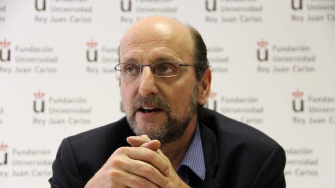 El presidente de la SGAE, Fernández Sastrón.