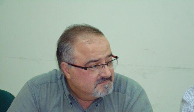 Fawaz Nahhas, imán de la cárcel de Zuera (Zaragoza) en los últimos cinco años.