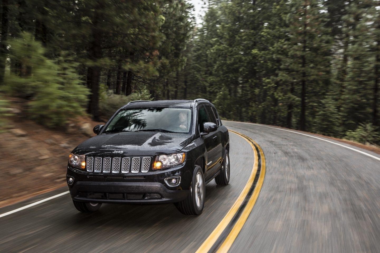 Vehículo de la marca Jeep, una de las protagonistas del buen tono de Fiat Chrysler en bolsa