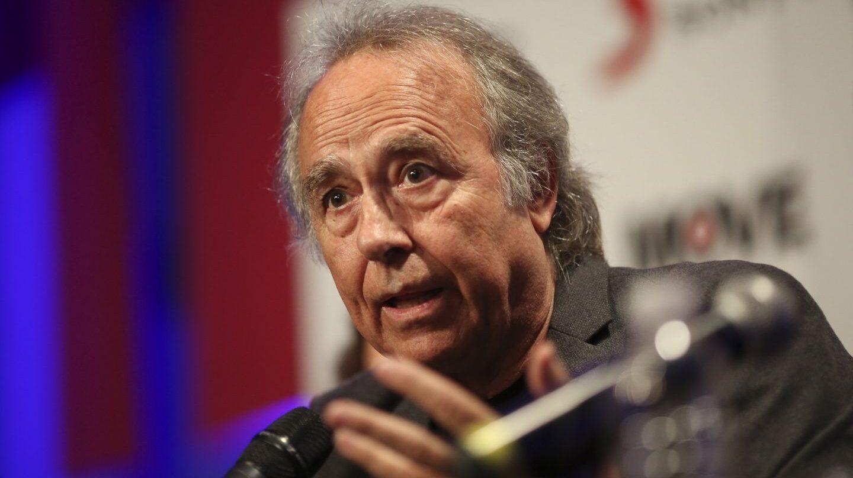 Serrat pide que no utilicen sus canciones para manifestaciones en contra de la independencia.