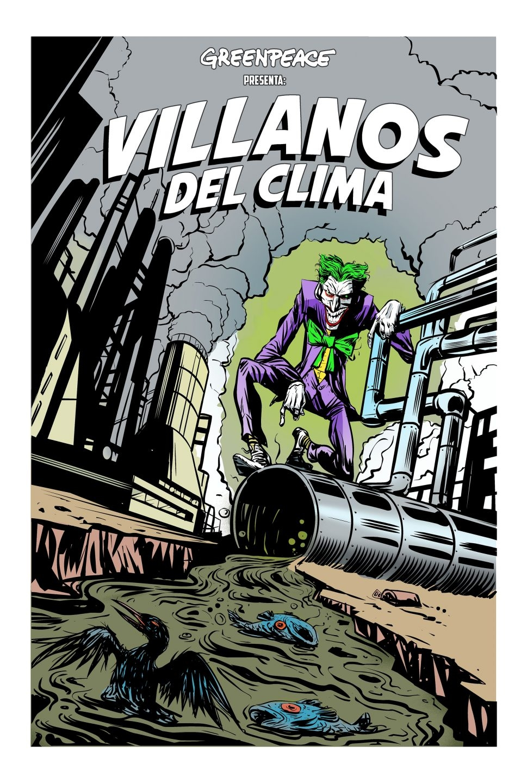 El Joker. (Raúl Arias)