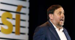 El vicepresidente de la Generalitat de Cataluña, Oriol Junqueras.