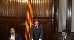 El Constitucional sentencia que el Parlament vulneró los derechos de Cs al tramitar el 1-O