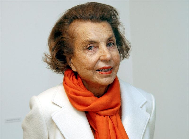 Liliane Bettencourt, heredera del imperio L'Oreal, ha fallecido a los 94 años.