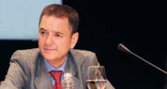 Manuel Almenar, presidente de la Asociación Profesional de la Magistratura.