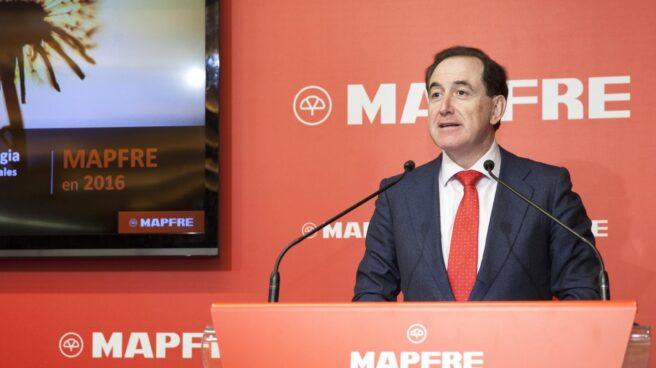Mapfre sufre en bolsa por el impacto de las catástrofes naturales.