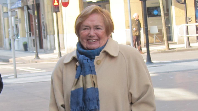 María Teresa Castells en una imagen de archivo.