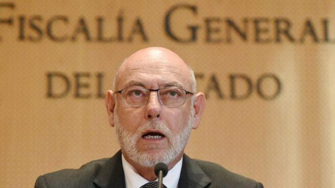 Referéndum 1-O: José Manuel Maza, fiscal general del Estado.