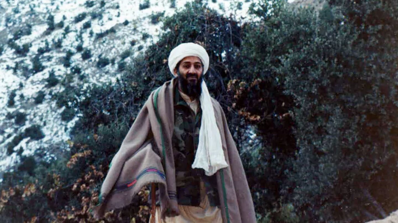Osama Bin Laden en Tora Bora