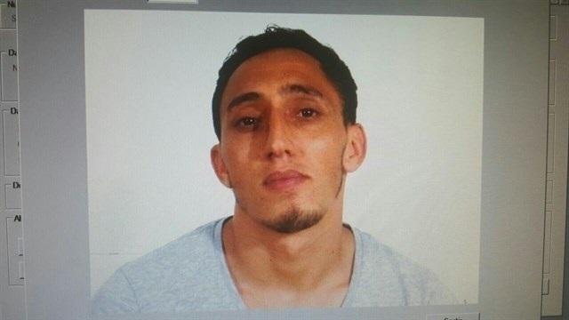 El presunto terrorista Driss Oukabir.