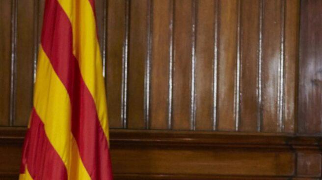 Referendum 1-O. Carles Puigdemont, en el Palau de la Generalitat.