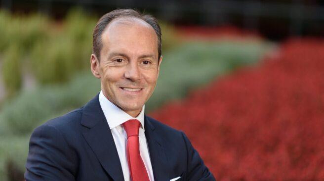 Rami Aboukhair, consejero delegado de Banco Santander España