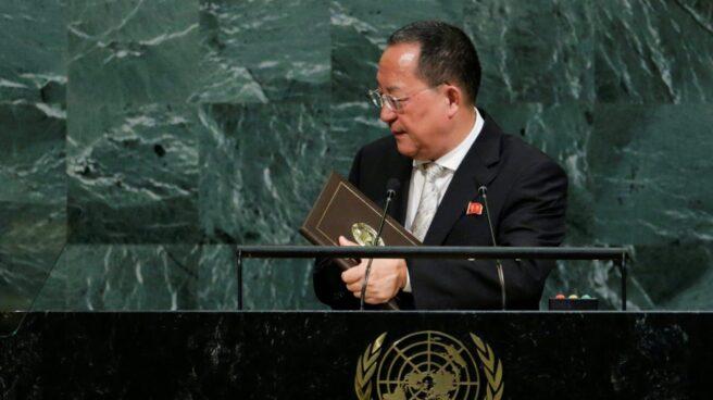 Corea del Norte considera las palabras de Trum,p una declaración de guerra.