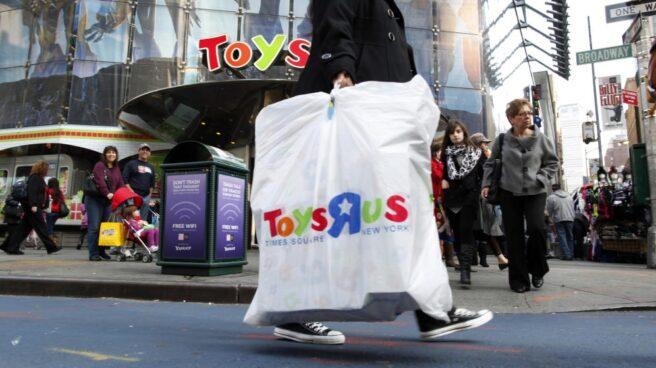 Toys R Us declara su quiebra voluntaria para seguir operando.
