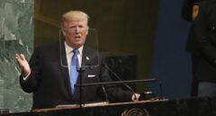 """Trump llama 'hombre-cohete' a Kim Jong-un y amenaza con """"destruir Corea por completo"""""""