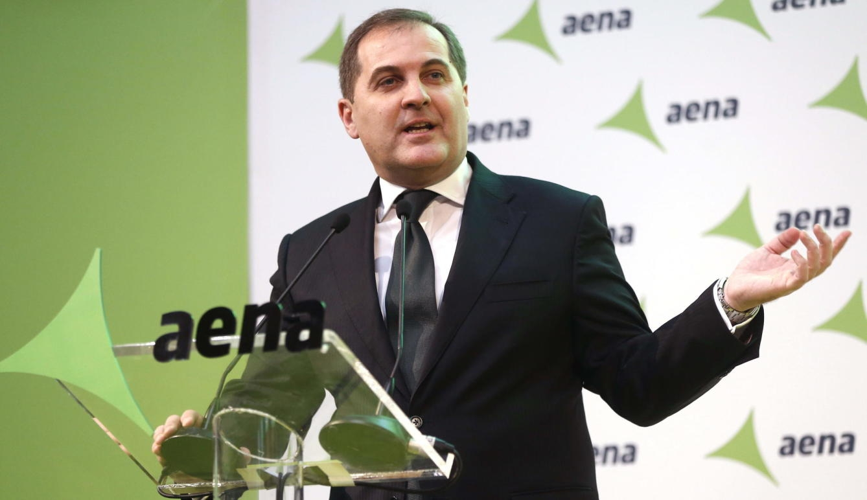 José Manuel Vargas, presidente de Aena.