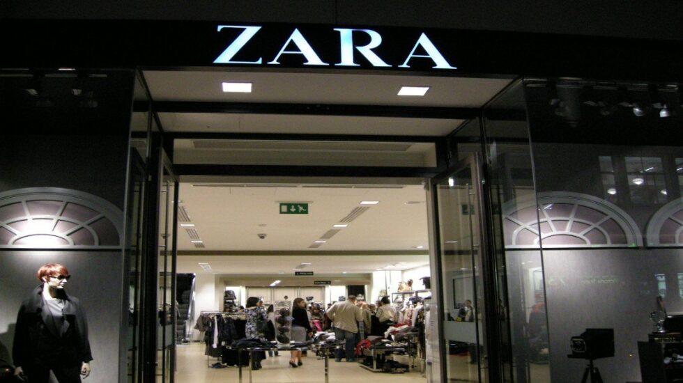 Zara vende un 11% más en su primer semestre fiscal.