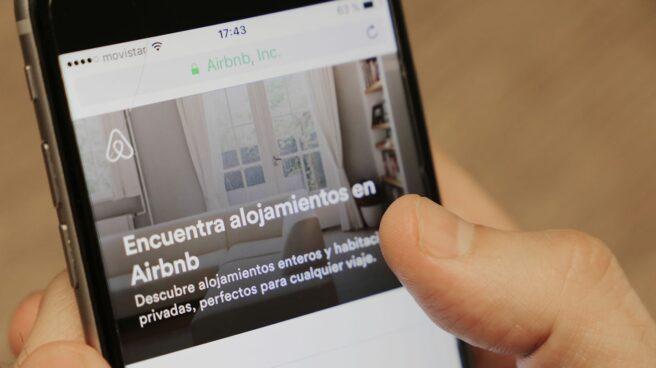 Buscar pisos en Airbnb