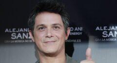 Alejandro Sanz es uno de los músicos que ha firmado el manifiesto sobre la SGAE.