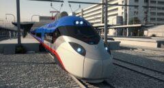 Un tren de la compañía estatal Amtrak (EEUU), aliada con Renfe para el AVE de California.