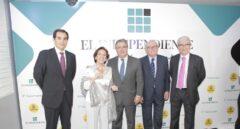 José Antonio Nieto, Victoria Prego, Juan Ignacio Zoido, Eduardo Serra y Casimiro García-Abadillo.